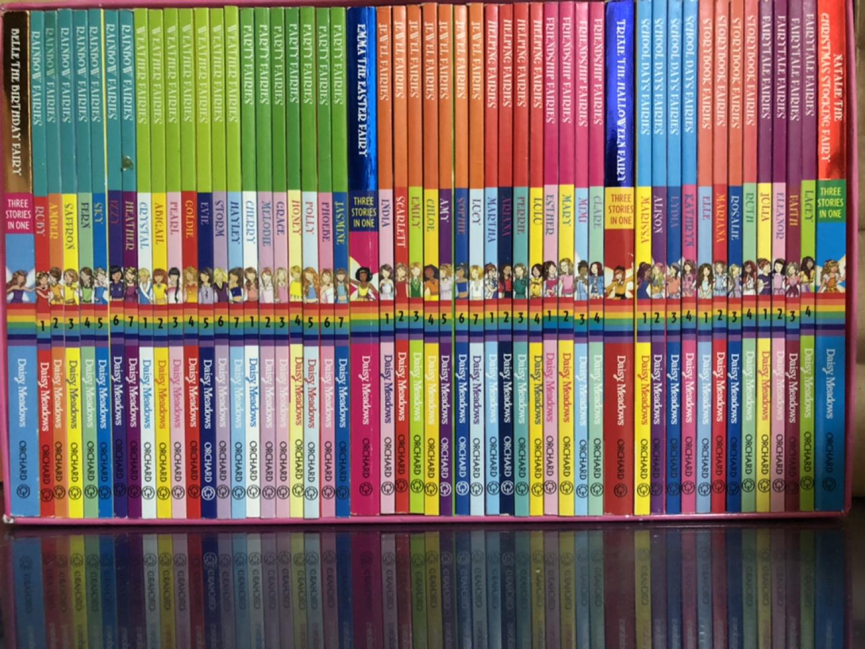 레인보우 매직(rainbow magic) 52권 세트