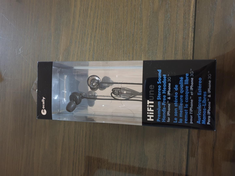 (새제품)하이튠 이어폰