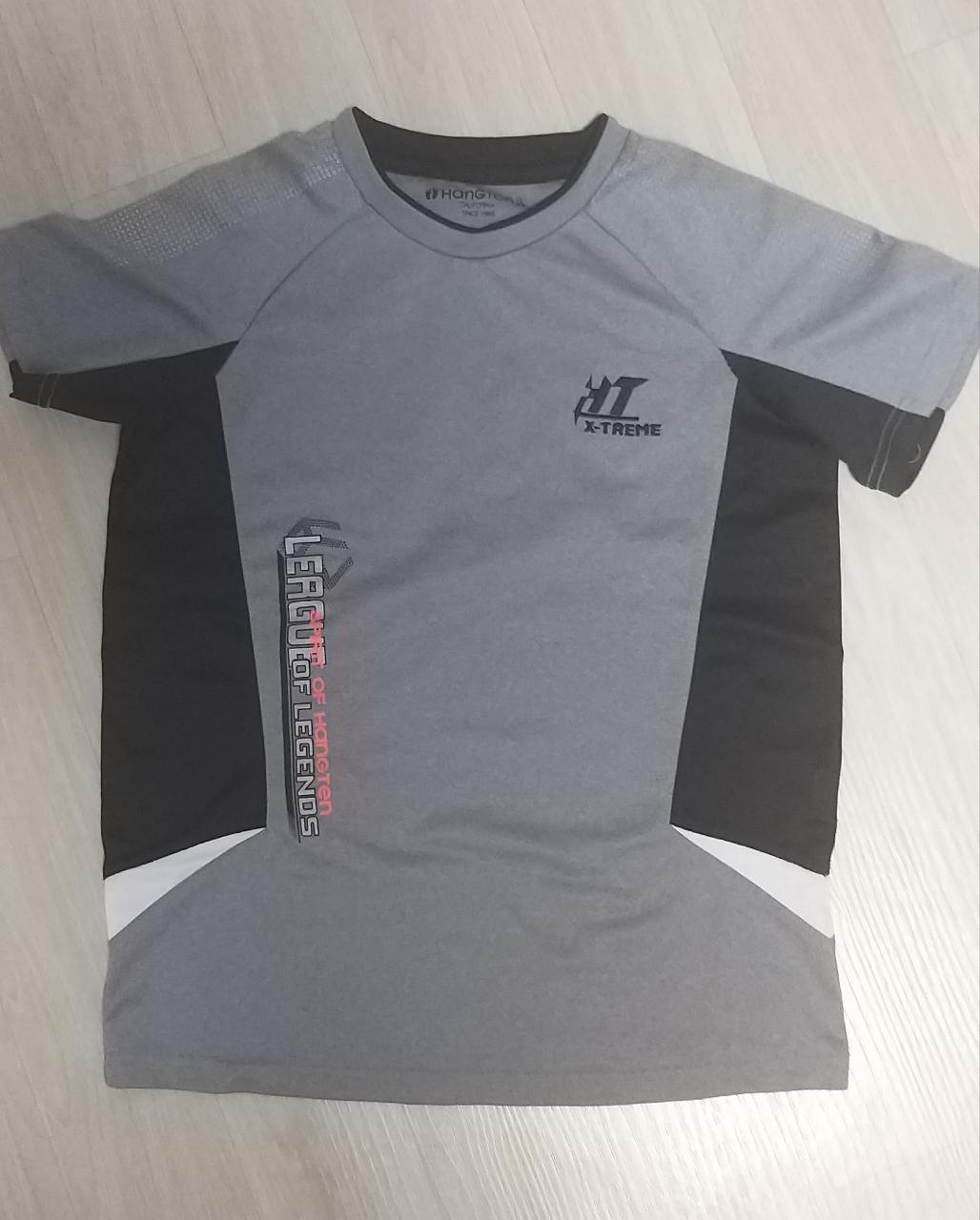여름 티셔츠13호랑 여름긴바지 15호