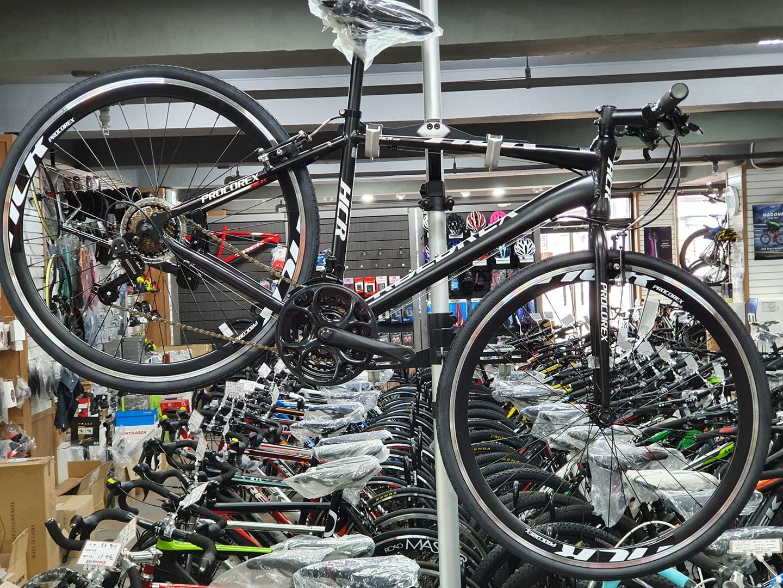 [새상품] 알톤21단 하이브리드 자전거 최대할인판매!!
