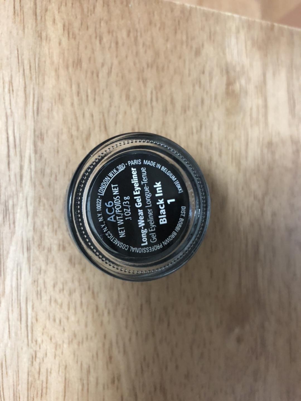 바비브라운 아이라이너 1호 블랙
