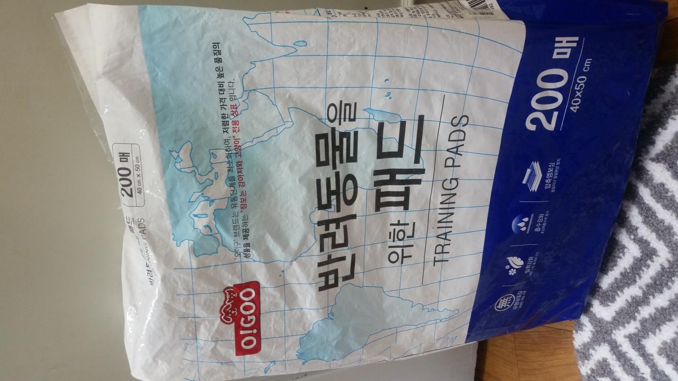 반려동물을 위한 용변 패드 <65매>  (강아지 패드, 고양이 패드)