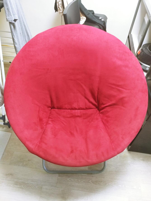 접이식 의자