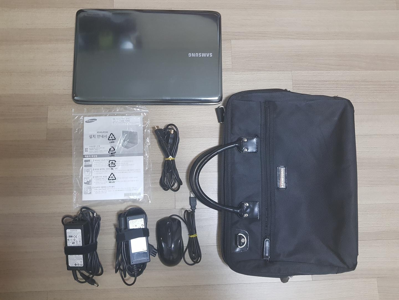 삼성 노트북 NT-R540-PA34 저렴히 팝니다.