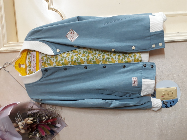 봄 자켓(반전안감)
