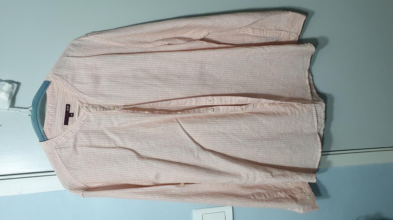 자주) 남성린넨셔츠 105사이즈