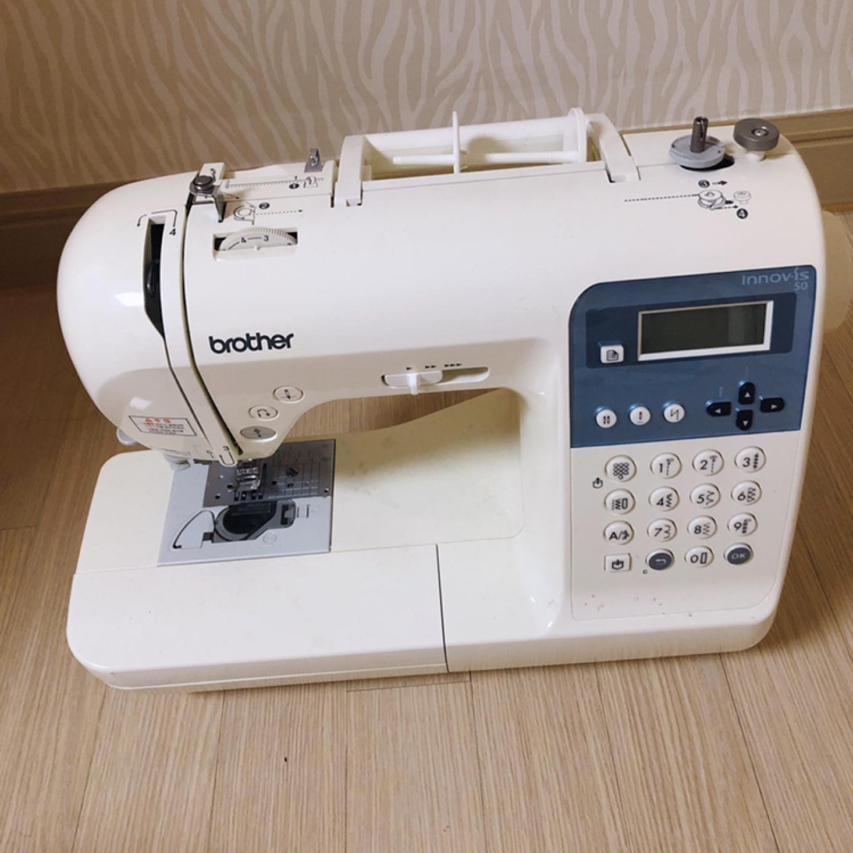 이노비스50 ( 부라더미싱,제봉틀,미싱기,가정용미싱기 )