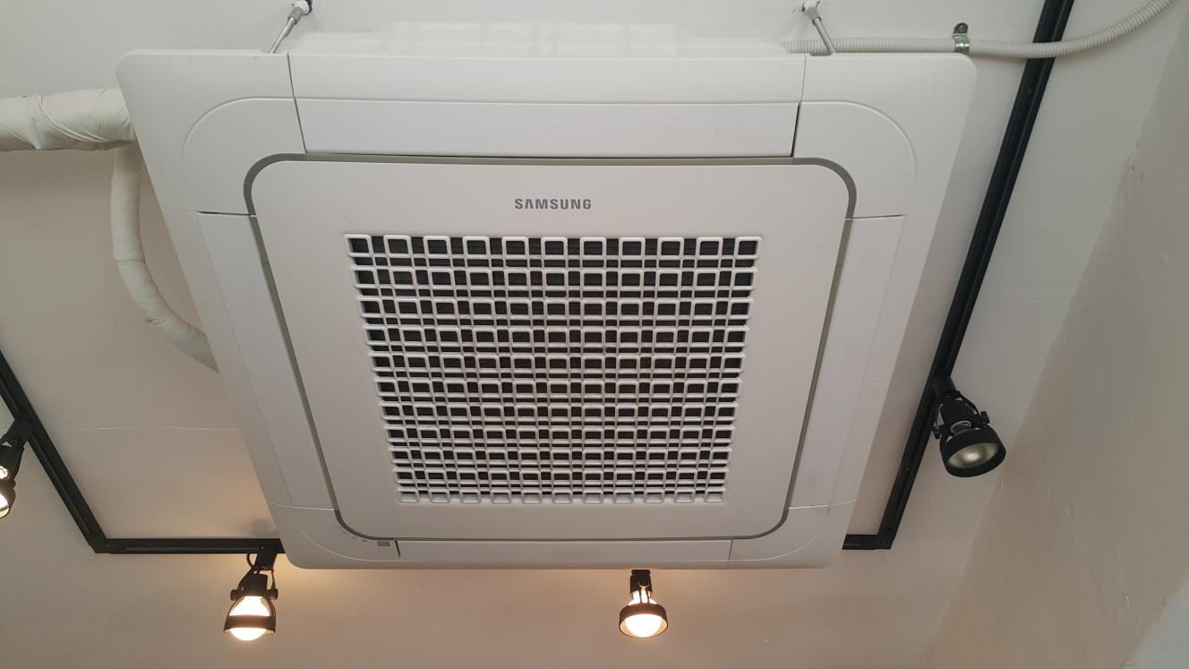삼성 업소용 에어컨(냉난방기) 30평형