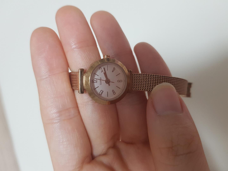 로이드 메탈 시계