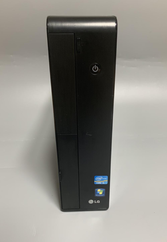 LG i5-2400 사무용으로 쓰기 좋은 PC 팔아요.