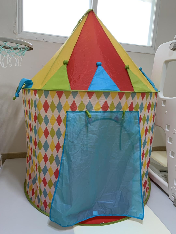 아기 텐트