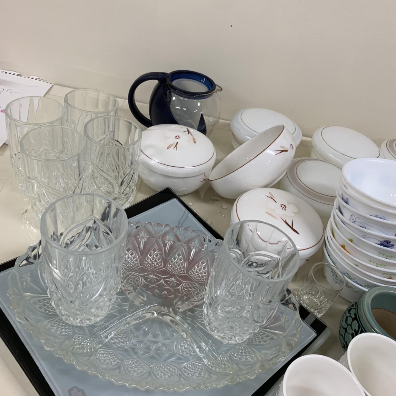 그릇 컵 찻잔세트 접시 나눔접시 무료나눔