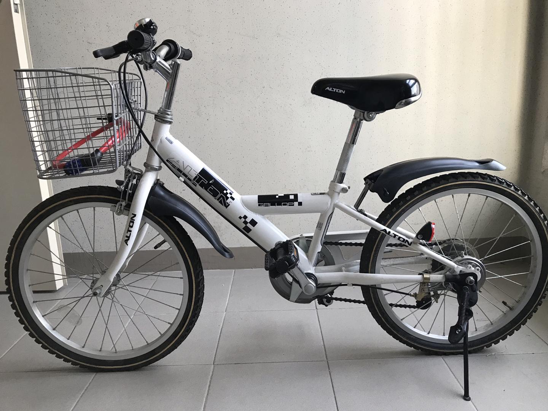 알톤자전거 ( 초저학년용 )