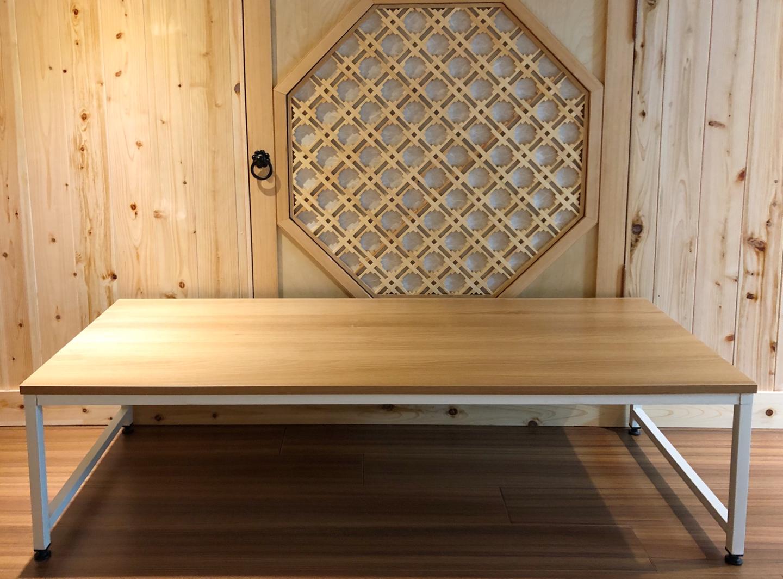 좌식 티이블 책상