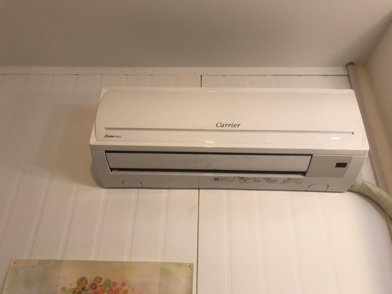 캐리어 벽걸이 냉난방기 에어컨 난방기