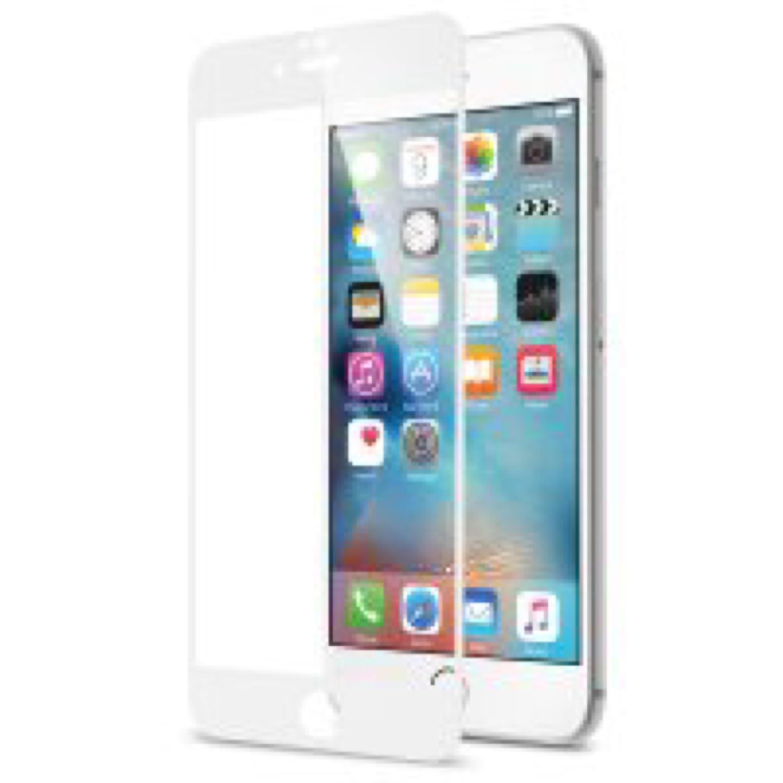 슈피겐 아이폰 6플러스 / 아이폰 6S플러스용 곡면 풀커버 강화유리 액정보호필름