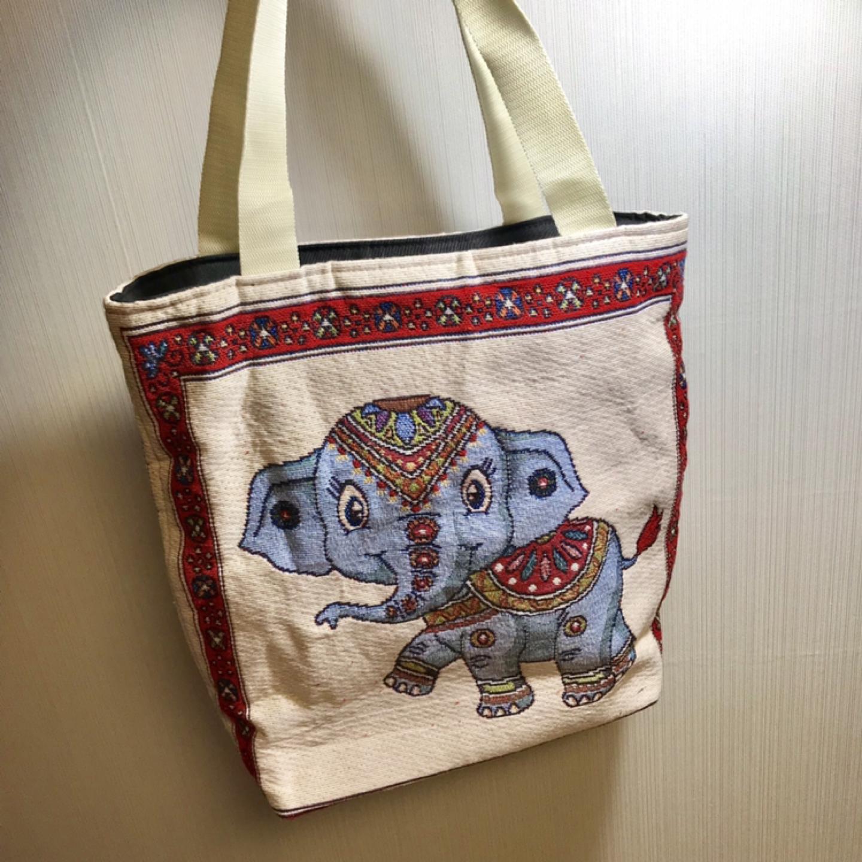 태국코끼리가방 튼튼한가방 에코백 숄더백 여성숄더백 여성가방 편하게들고다니는가방