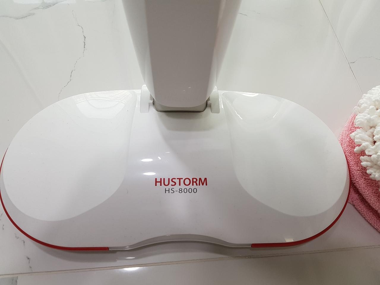 휴스톰 물걸레청소기
