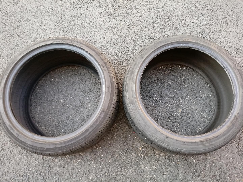 타이어 235 40 18인지