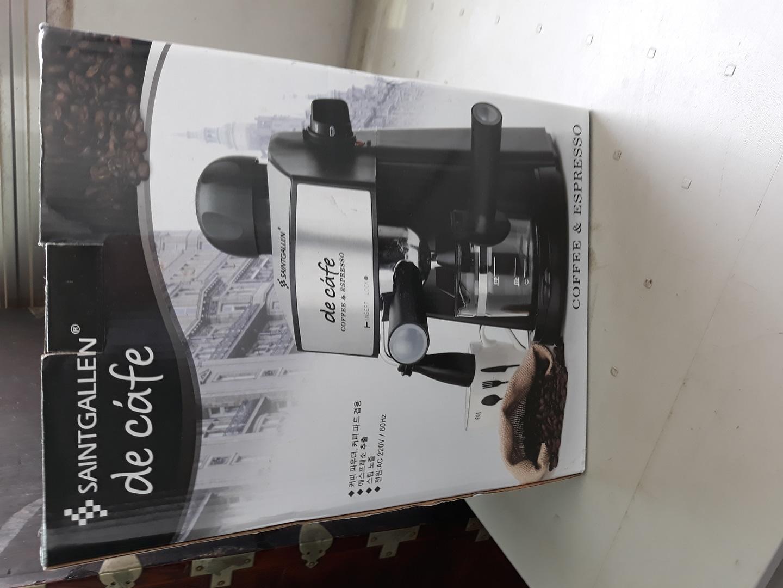 커피전문점에서 즐길수있는 커피메이커