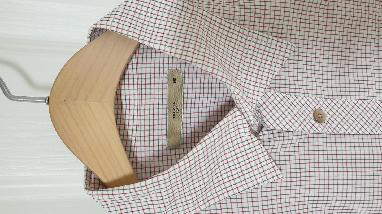 투루젠 반팔 셔츠 남방 100싸이즈