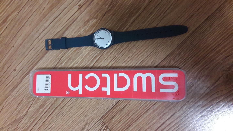 스와치 정품 시계