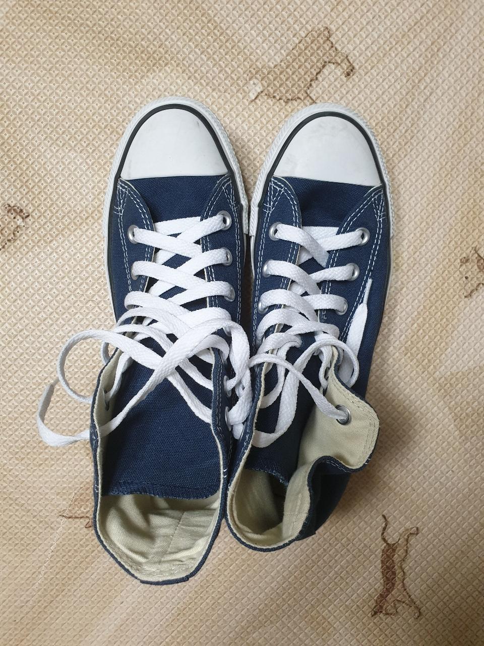 캠버스 신발+스니커즈