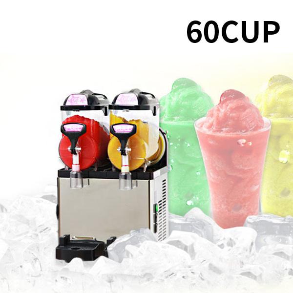 슬러쉬 소프트아이스크림 신품 렌탈설치