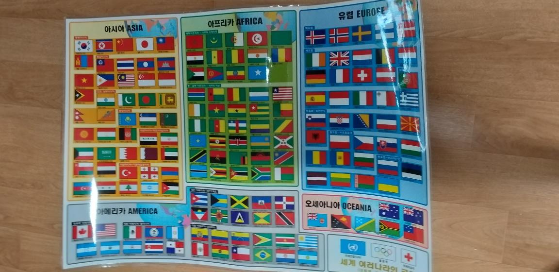 세계지도.국기.세계과학.역사
