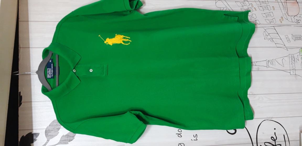 폴로랄프로렌 면티셔츠(통통100~105)+라꼬스떼