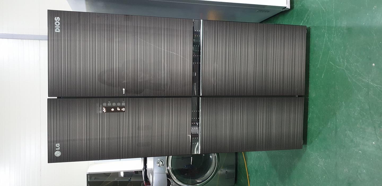 LG디오스 3도어  850리터 고급형 양문형냉장고 무료배송설치 및 수거