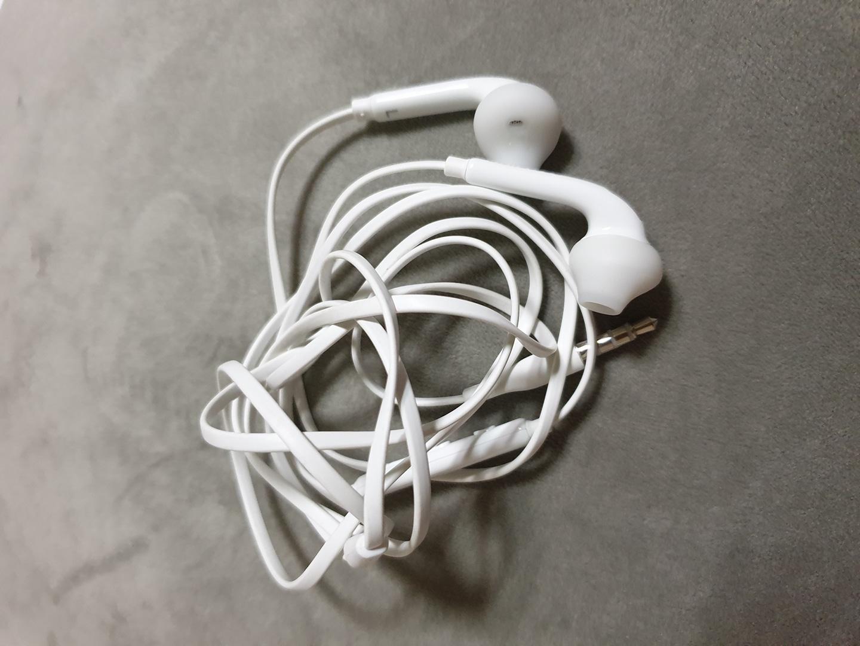 삼성 정품 이어폰