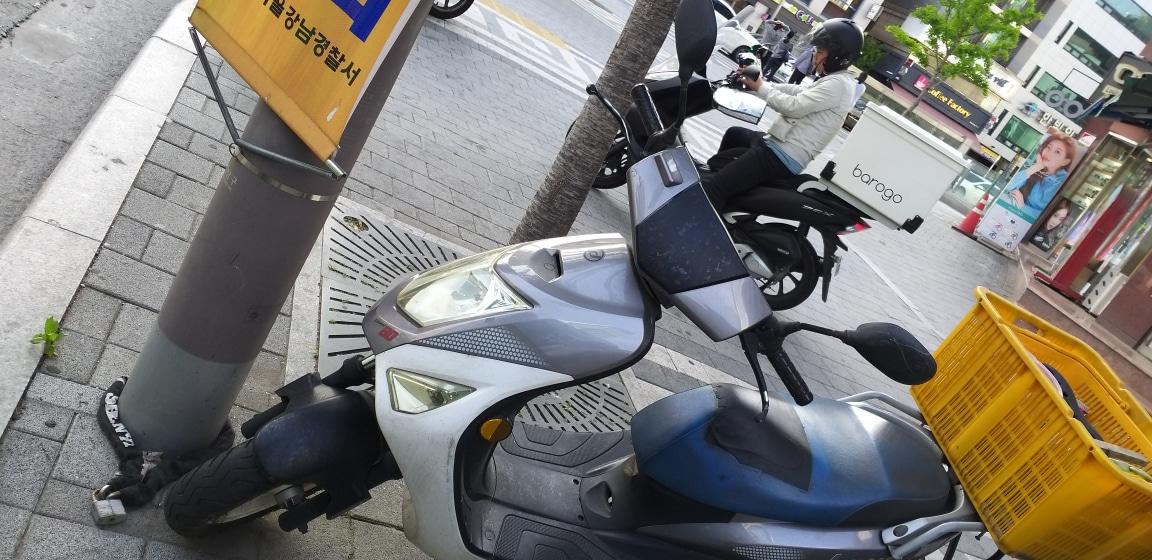 오토바이 80시.시