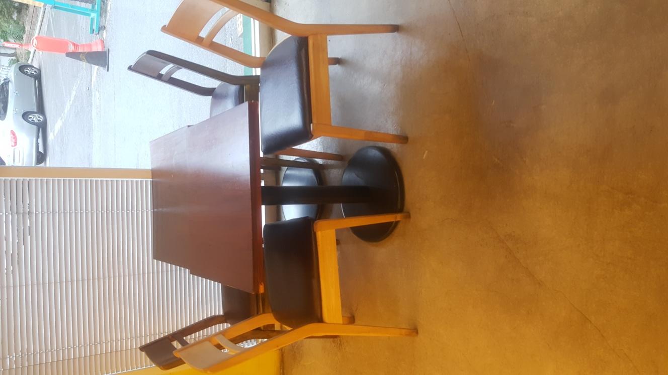 카페테이블 및 의자판매