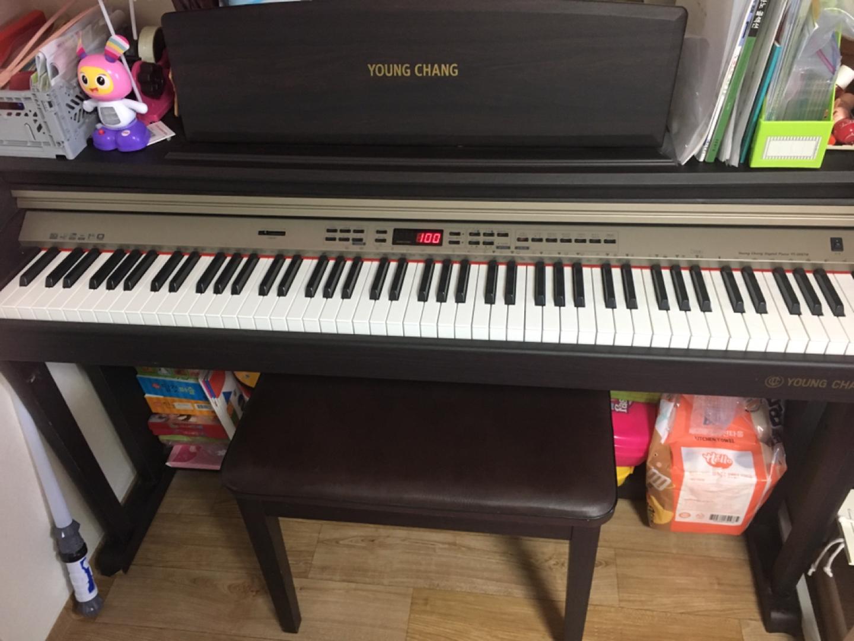 영창 디지털 피아노
