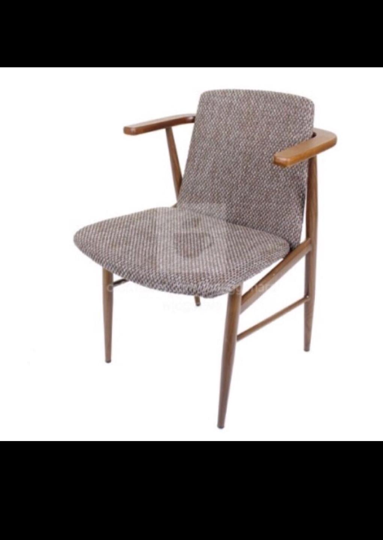 디자인 패브릭체어, 화장대의자 ,책상의자