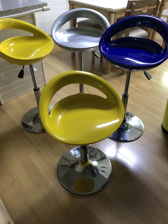 바의자  식탁의자 태이블의자 홈바의자 높낮이조조절가능