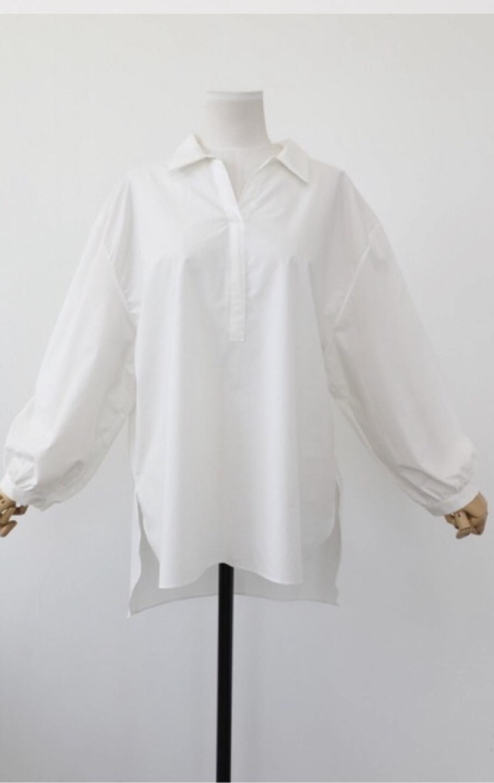 화이트 셔츠 (미착용새상품)