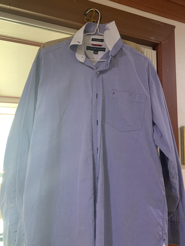 타미힐피거 남성 셔츠
