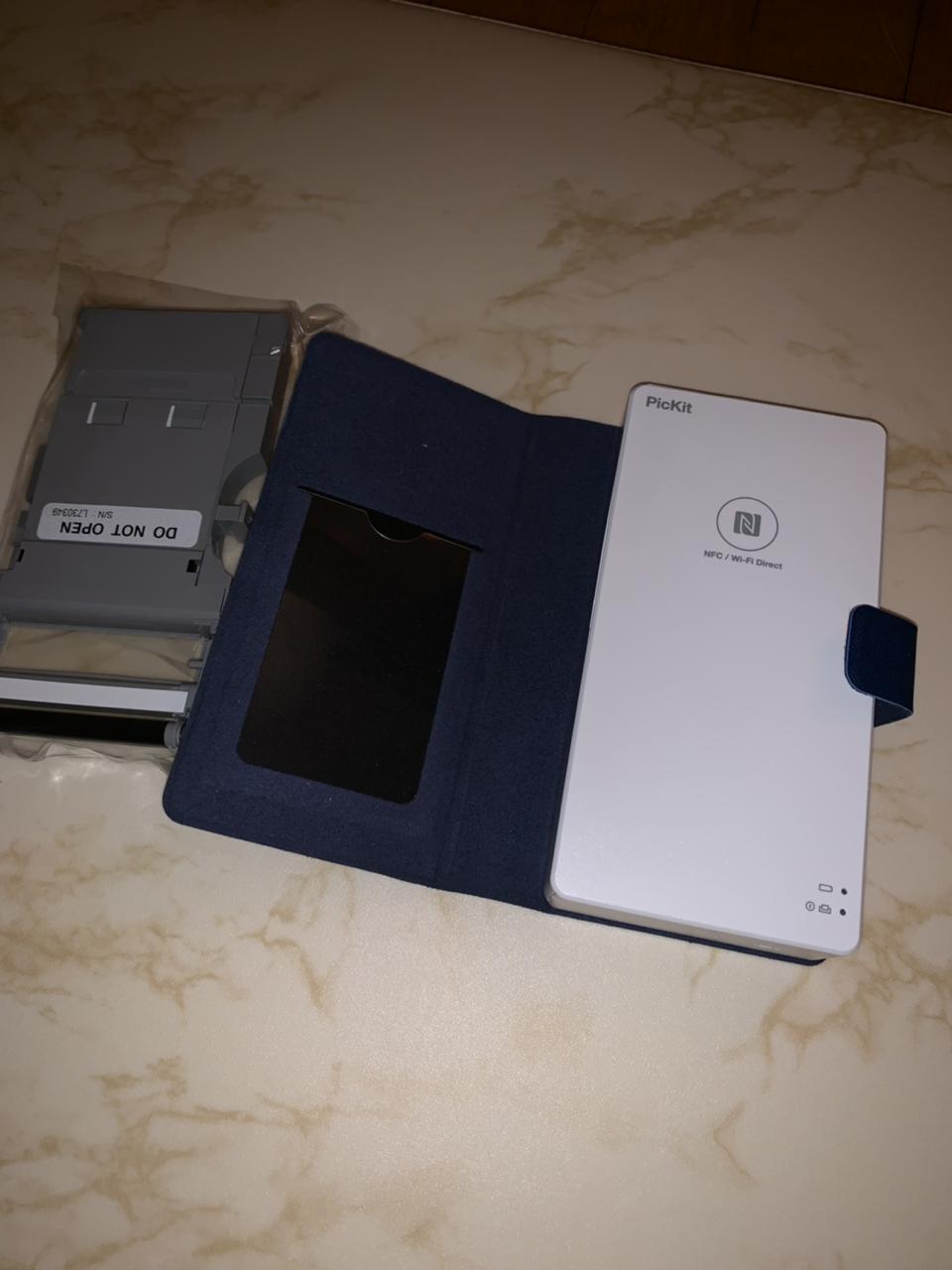 후지피킷 포켓프린터 휴대용프린터