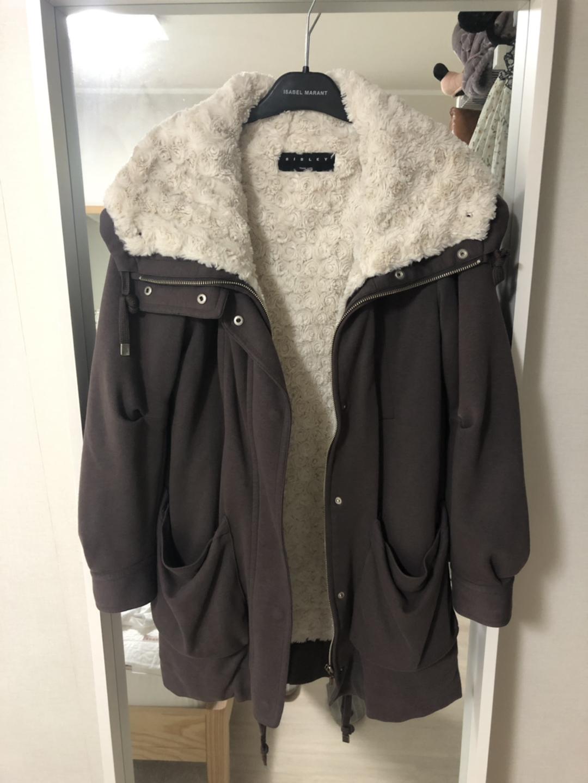 시슬리 겨울 코트(점퍼)