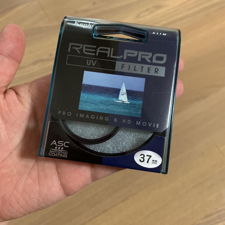 켄코 REALPRO UV 필터 37mm