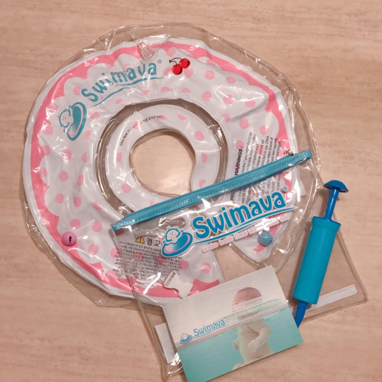 스위마바 아기 튜브 전구성