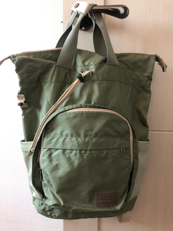 에이글 가방(정품)