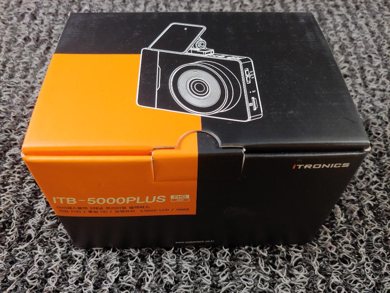 ✅ 블랙박스 아이트로닉스 ITB-5000플러스+16기가 새제품 판매합니다. (최대64기가까지 호환가능제품)