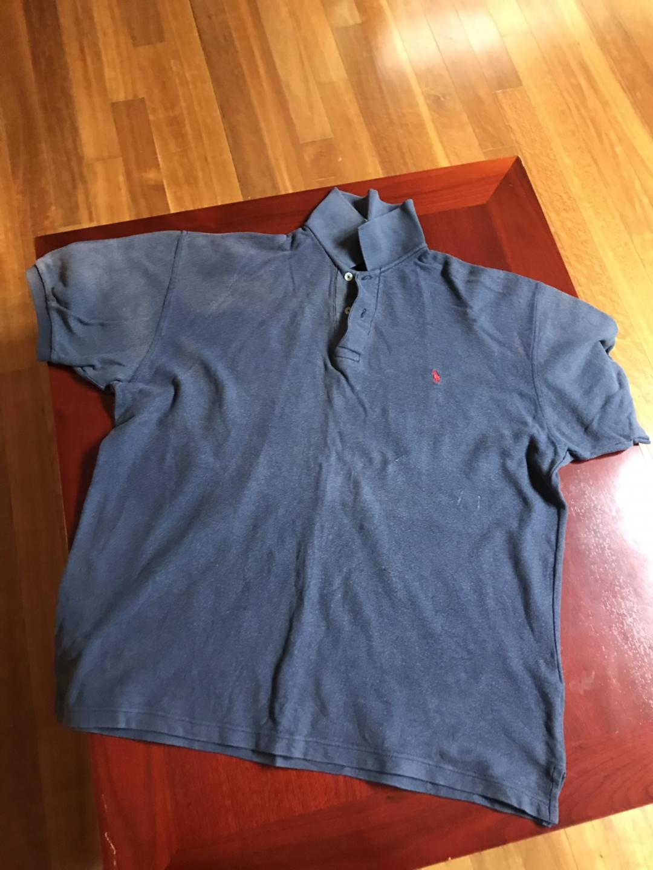 폴로 구제 반팔 티셔츠