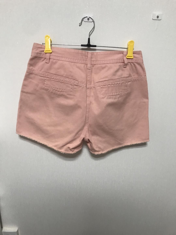 쿠아 핑크핫팬츠/쇼츠