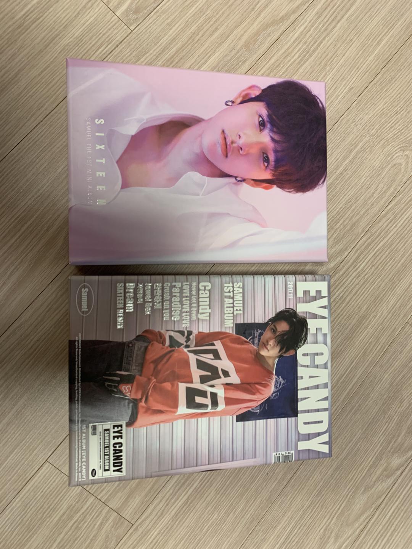 사무엘 CD 미니앨범, 1집