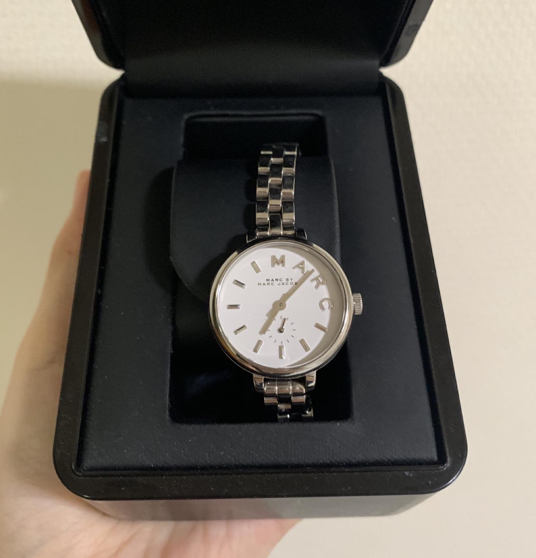 마크제이콥스 여성 시계 실버❣️