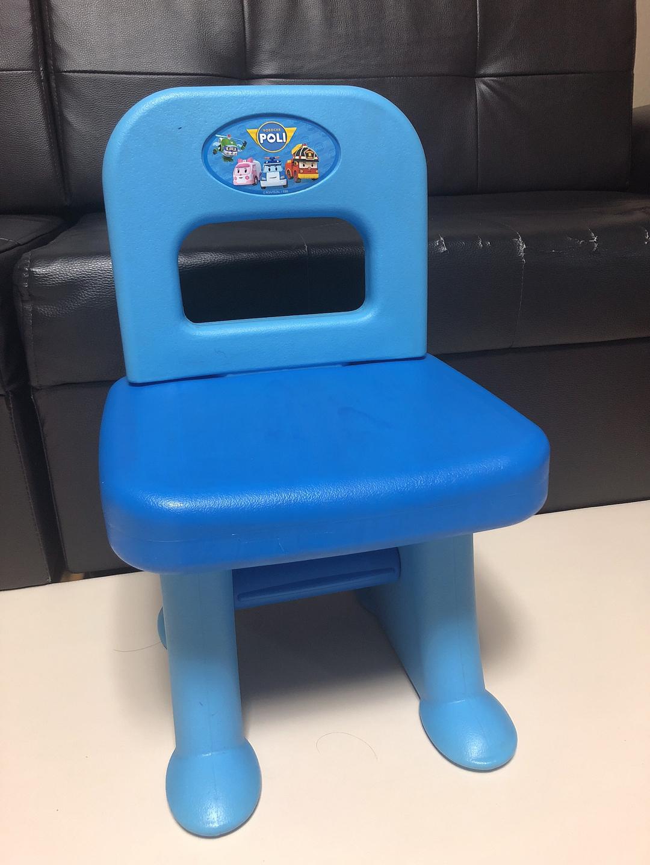 로보카폴리 유아 의자